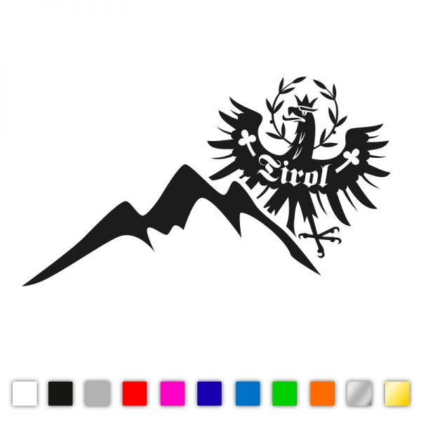 Tirol - Land im Gebirge