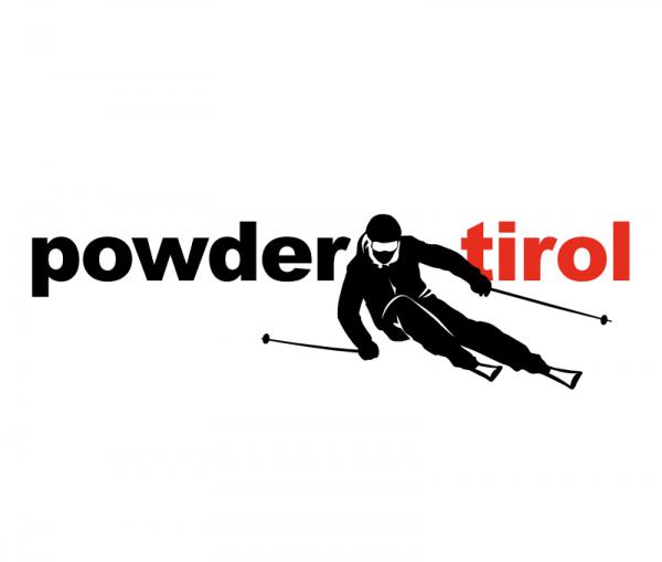 Tirol Powder Autoaufkleber konturgeschnitten aus Premium Autofolie